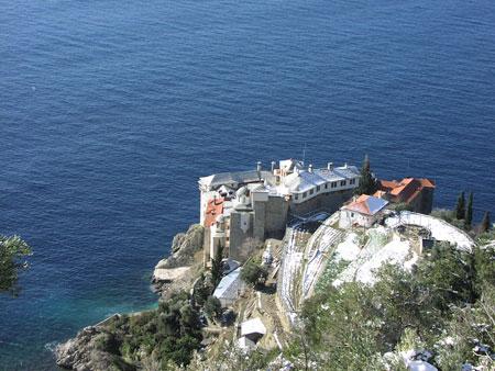 Григоријат, Света Гора