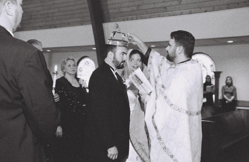Вјенчање у Српској Православној Цркви