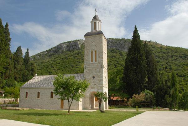 Манастир Житомислић код Мостара