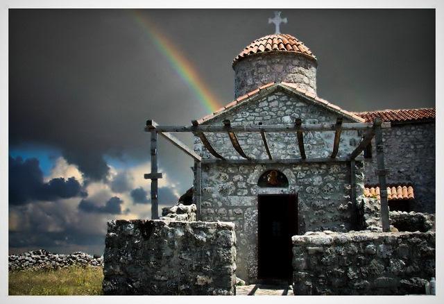 Српски манастир Морачник на Скадарском језеру