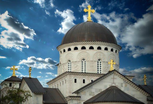 Српски храм Христа Спаса у Подгорици