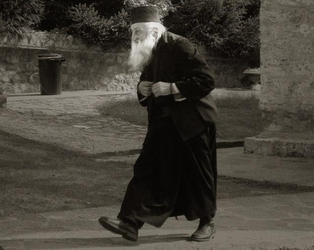 Старац - монах