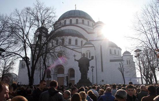 19.11.2009- а вријеме Бог дао чисто без облака, као патријархова душа...