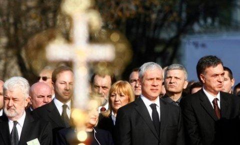 Срби, идимо за Крстом...